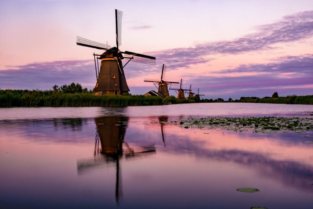 Terug naar Nederland voor de studie onderhoud de Nederlandse taal