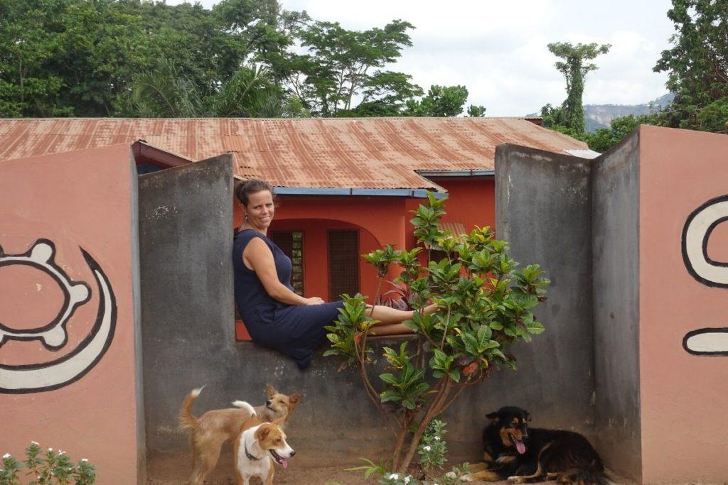 Studieloopbaan keuzes Patricia Zoer Ghana coach