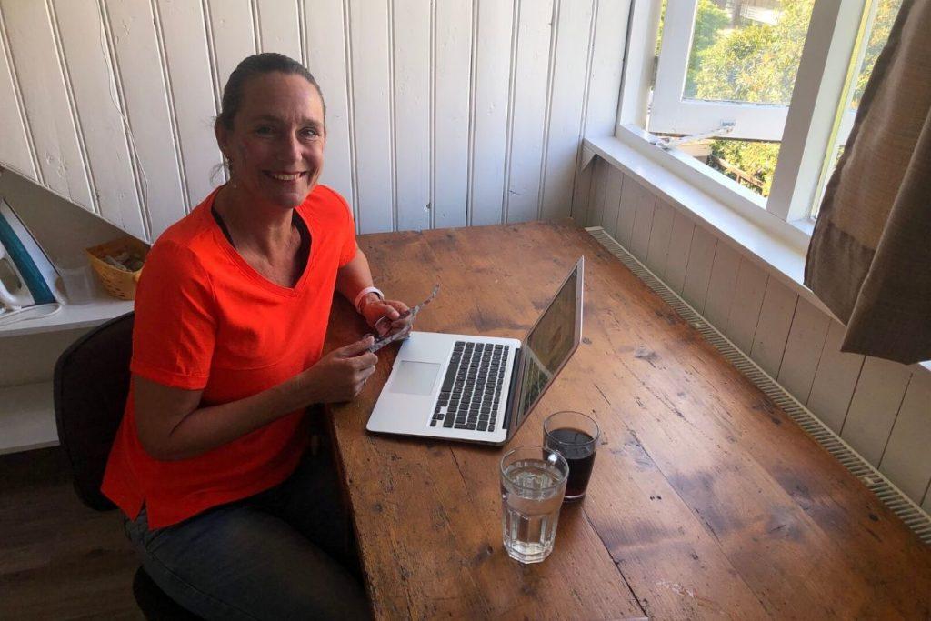 Studieloopbaan keuzes van Wendy van Dalen